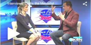 Curtis KSN TV Interview with Katie Taube Featured Image