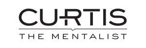 Curtis The Mentalist Black White Logo