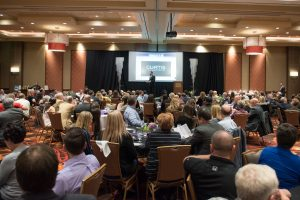 Curtis The Mentalist Hosts KHRA Event at Kansas Star Casino