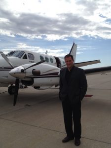 Curtis The Mentalist and King Air 90