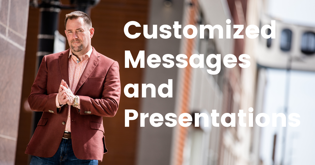 Curtis The Mentalist offers customized messages, presentations, and entertainment for various corporate events, private events, and fundraisers.