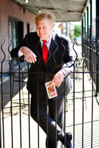 Comedy Magician Nick Lewin